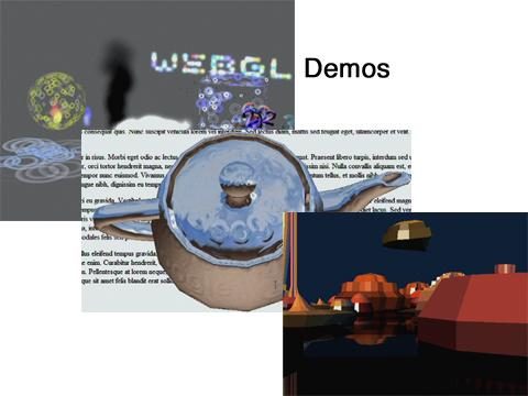 WebGL-Demo in Chrome