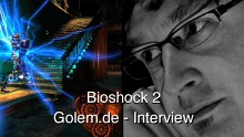 Bioshock 2 - Interview with Jordan Thomas, Creative Director (english) with gameplay