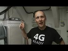 Erstes 4G-Netz von Ericsson in Stockholm gestartet