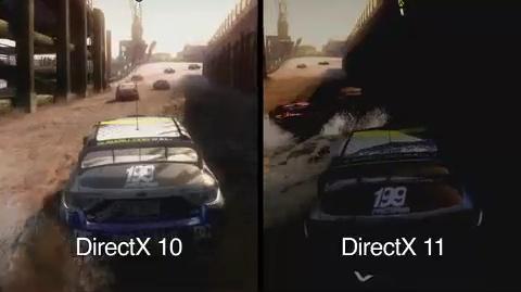 Grafikeffekte mit DirectX-11 in aktuellen Spielen und Demos unter Verwendung der AMD Radeon 5970