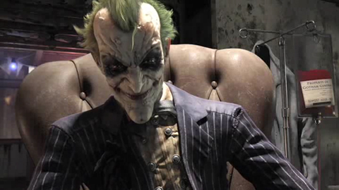 Batman Arkham Asylum - Arkham has moved - Trailer