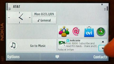 Nokia Messaging for Social Messaging Beta 2
