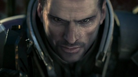 Mass Effect 2 - Trailer (Blur)