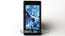 Motorola Milestone - Test