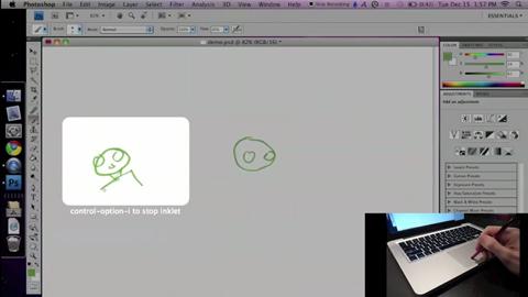 Trackpad von Macbooks in Grafiktablet verwandeln