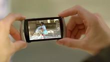 Brillante Bilder in HD mit dem Sony Ericsson Vivaz