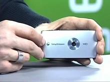 Vorstellung des Sony Ericsson Vivaz