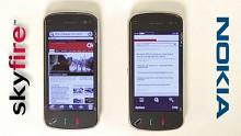 Skyfire 1.5 für Symbian S60