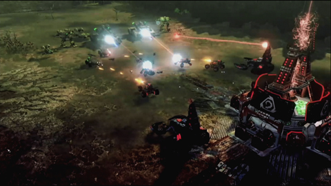 Command and Conquer 4 - Play it your way - Trailer