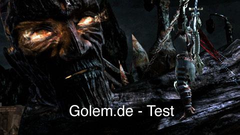 Dante's Inferno - Test