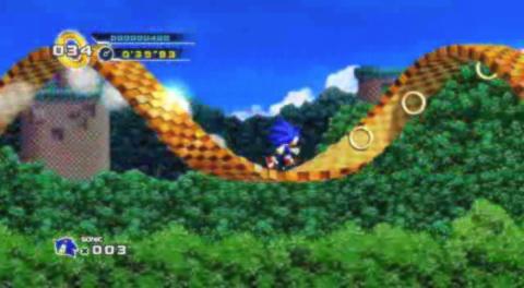 Sonic the Hedgehog 4 Episode 1 - Trailer