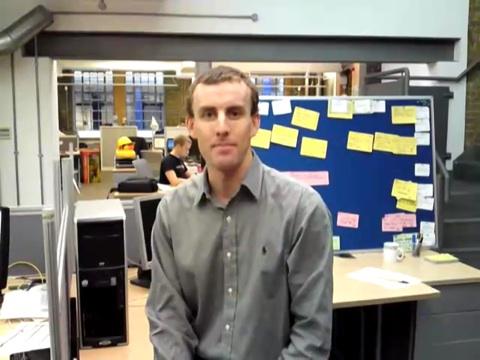 Chris Davidson über Symbian