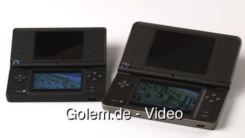 Nintendo DSi XL in der Redaktion angespielt