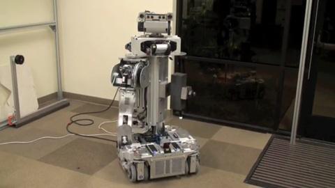 Willow Garage - Texas Robot