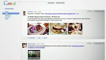 Buzz - Google stellt seine Echtzeitkommunikation vor