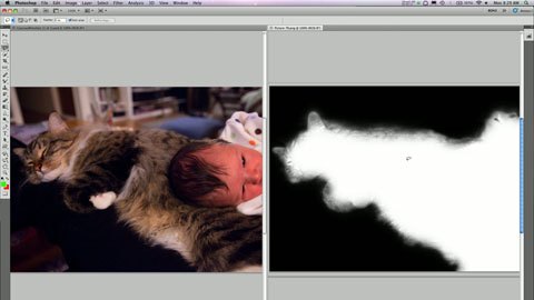 Adobe zeigt neuen Maskierungsmodus für die Freistellung von Bildobjekten
