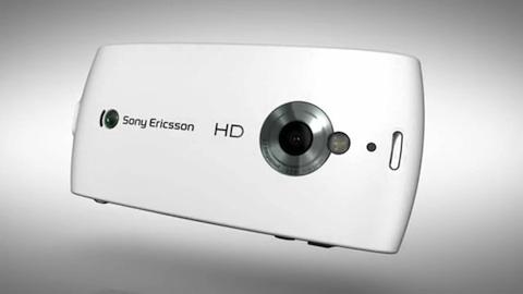 Sony Ericsson Vivaz Pro - Trailer vom Mobile World Congress 2010