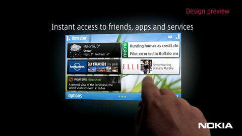 Symbian Foundation zeigt Symbian3