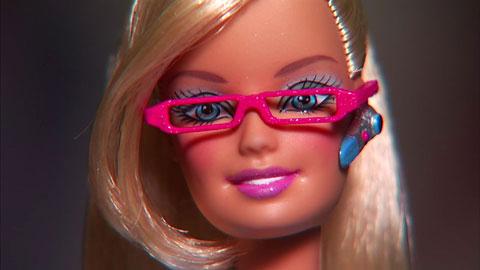 Computer-Software-Engineer-Barbie - Präsentation auf der New York Toy Fair