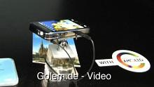 Samsung i8520 Beam - Eindrücke vom Mobile World Congress 2010