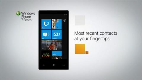 Microsoft stellt Windows Mobile 7 alias Windows Phone 7 Series auf dem Mobile World Congress 2010 vor