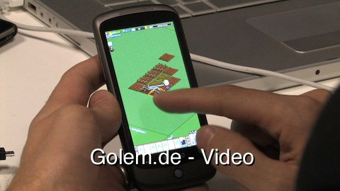 Adobe präsentiert Flash 10.1 und Air auf dem Mobile World Congress 2010