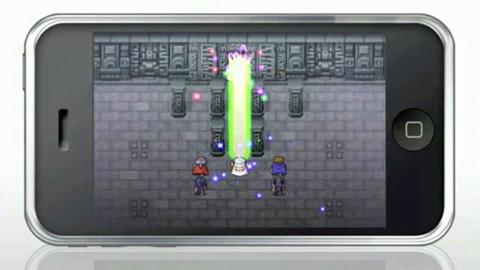 Final Fantasy und Final Fantasy 2 für iPhone und iPod touch
