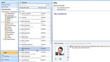 LinkedIn-Kontake in Microsoft Outlook