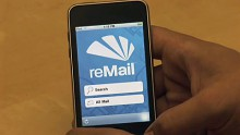 Remail - E-Mail-Suche für das iPhone