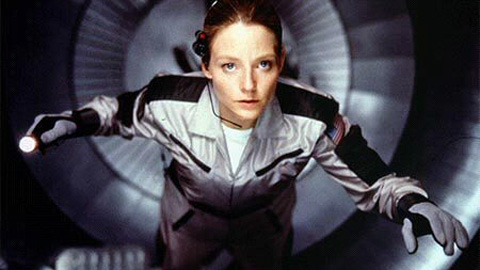 Contact mit Jodie Foster - Kinotrailer