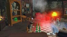 Lego Harry Potter 1-4 - hinter den Kulissen von Lego Hogwarts
