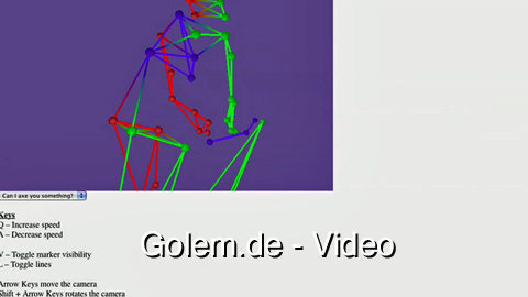 C3DL-Demos mit WebGL in Mozilla Minefield