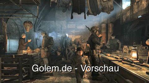 Metro 2033 - Vorschau
