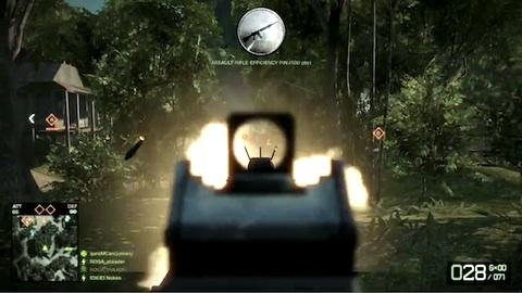 Battlefield Bad Company 2 - Vorteile der PC-Version
