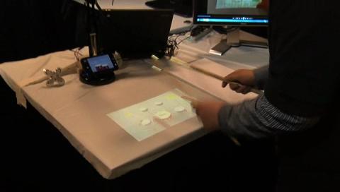Microsoft demonstriert Mobile Surface