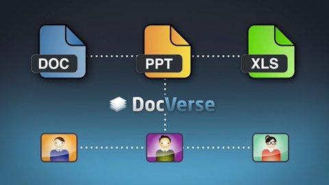 Docverse - Vorstellung des Office-Plugins