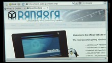Open Pandora - Surfen, Chatten und Mailen