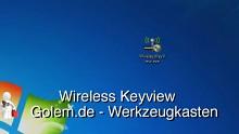 Golem.de - Werkzeugkasten - Wireless Keyview