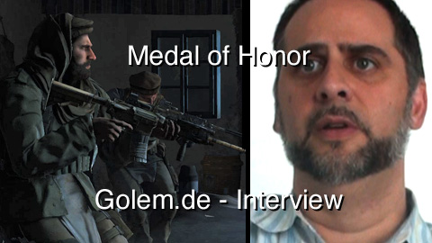 Interview über Medal of Honor mit Richard Farrelly