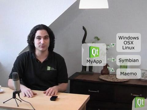 Qt Creator 2.0 Alpha mit Qt Quick für Symbian und Maemo