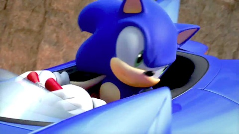 Sonic and Sega All-Stars Racing - Trailer