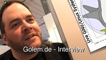 Klaus Knopper erklärt das Adriane-Projekt
