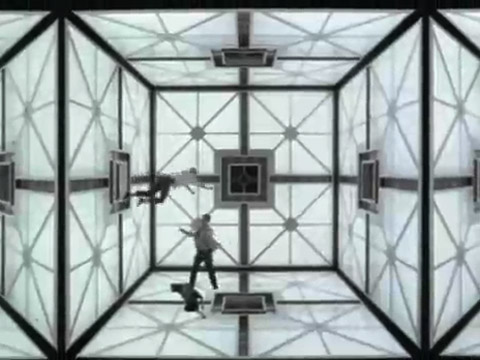 Cube 2 Hypercube - Filmtrailer