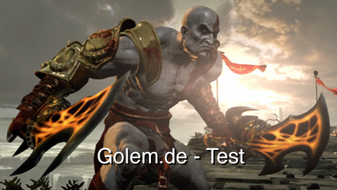 God of War 3 - Test