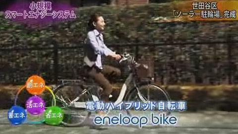 Leih-Elektrofahrräder für Tokio (Japanisches Video)