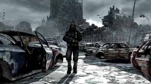 Metro 2033 - Launch-Trailer