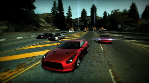 Need for Speed World - Trailer