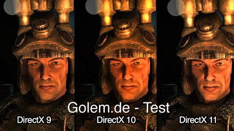 Metro 2033 - Test und DirectX-11-Grafikvergleich von Golem.de
