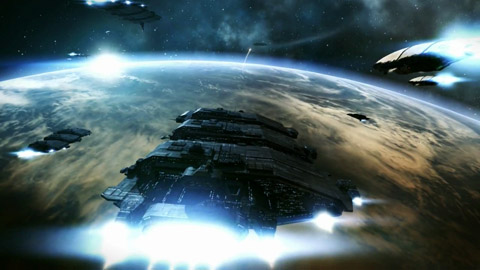 Eve Online Tyrannis - Teaser