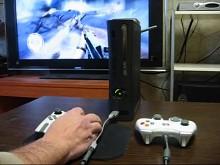 Scorch 360 - Verbindung mit der Xbox 360